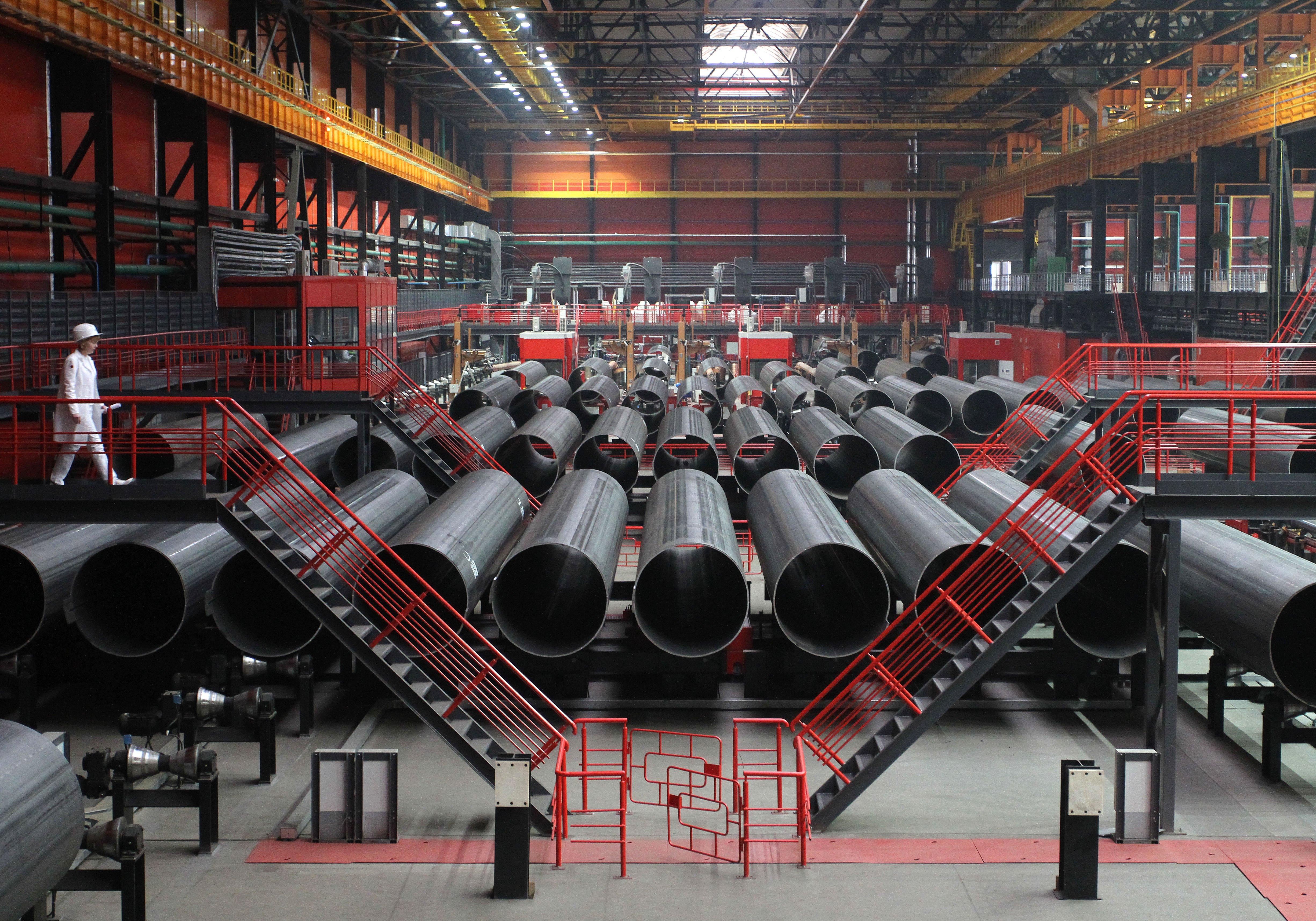 Металлоинвест и Группа ЧТПЗ создадут совместный центр разработки инновационных марок стали для ТБД