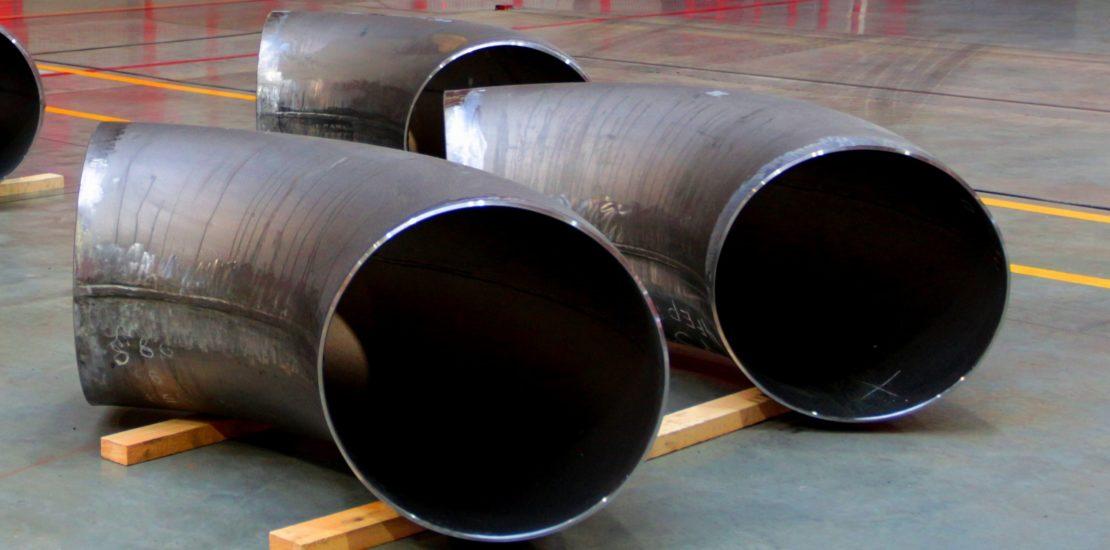 Группа ЧТПЗ впервые выпустила нержавеющие отводы для АЭС