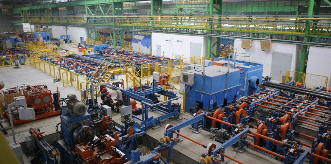 Проект ОМК по строительству центра фишной отделки обсадных труб стал лауреатом всероссийского конкурса