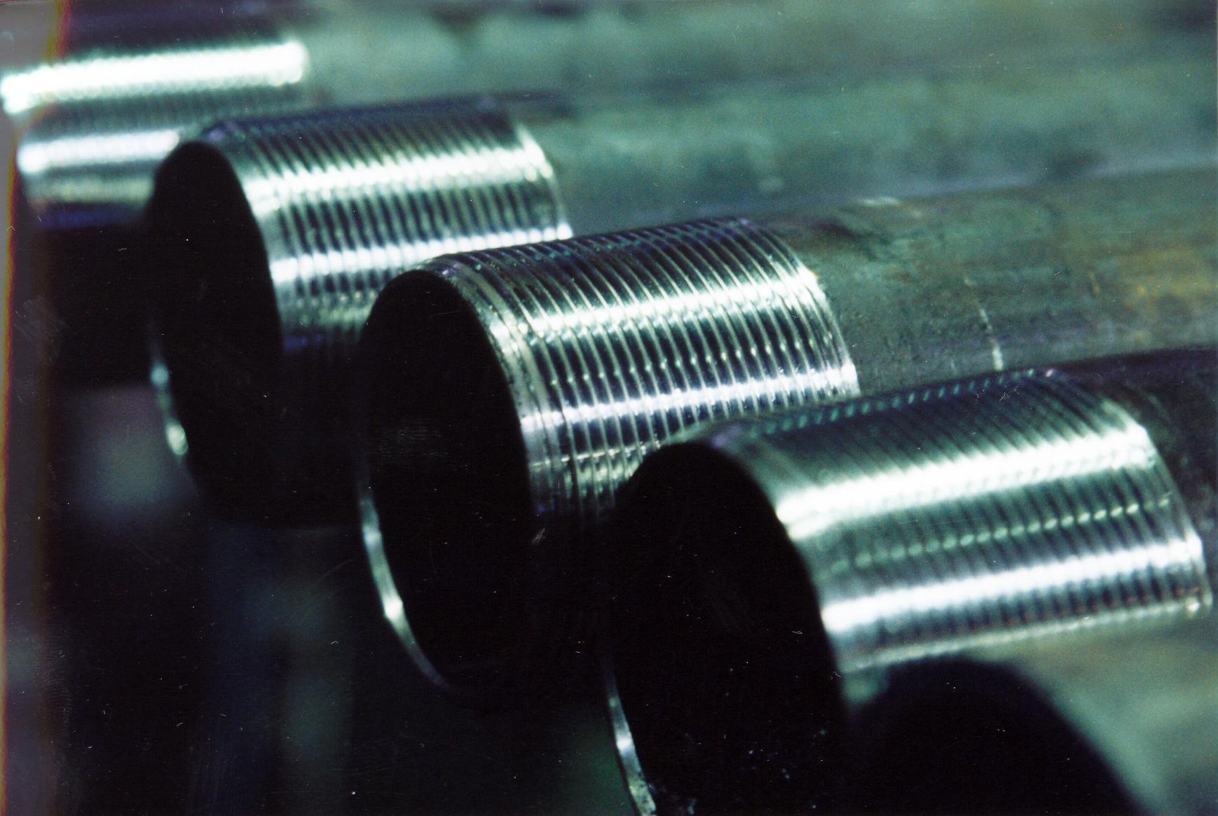СинТЗ провел капремонт и модернизацию трубопрокатного агрегата