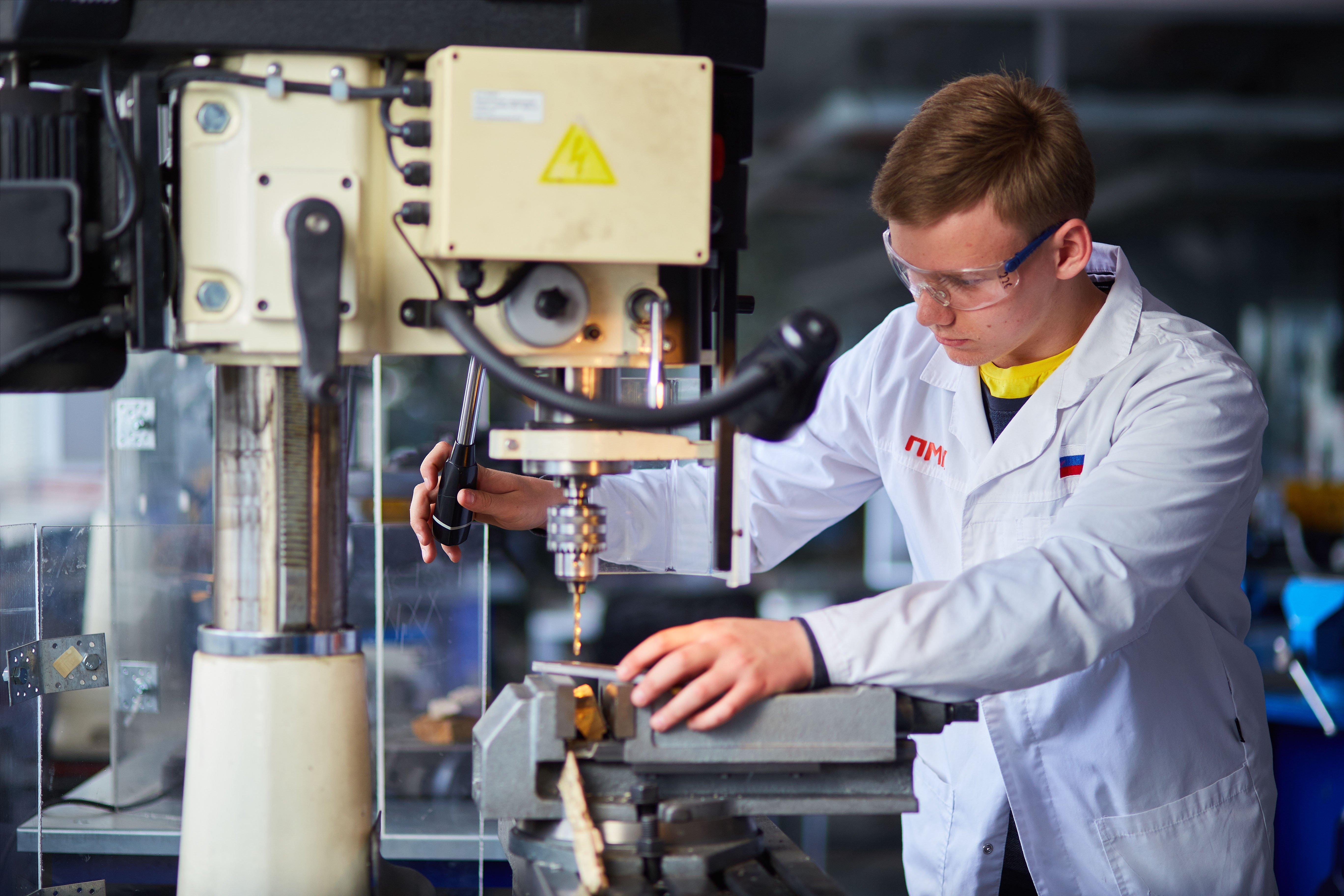 Белые металлурги вышли в финал VI Национального чемпионата «Молодые профессионалы» (WorldSkills Russia) в Южно-Сахалинске