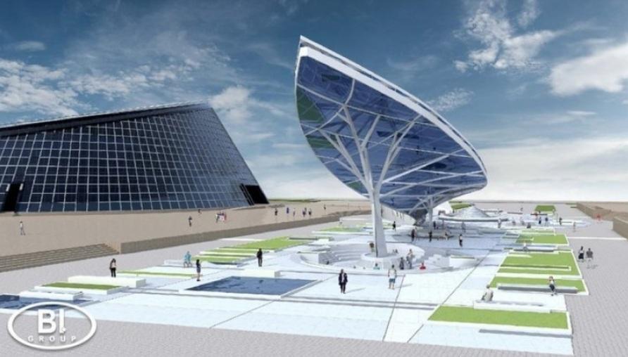 Группа ЧТПЗ поставила продукцию для «Стены мира» в Казахстане