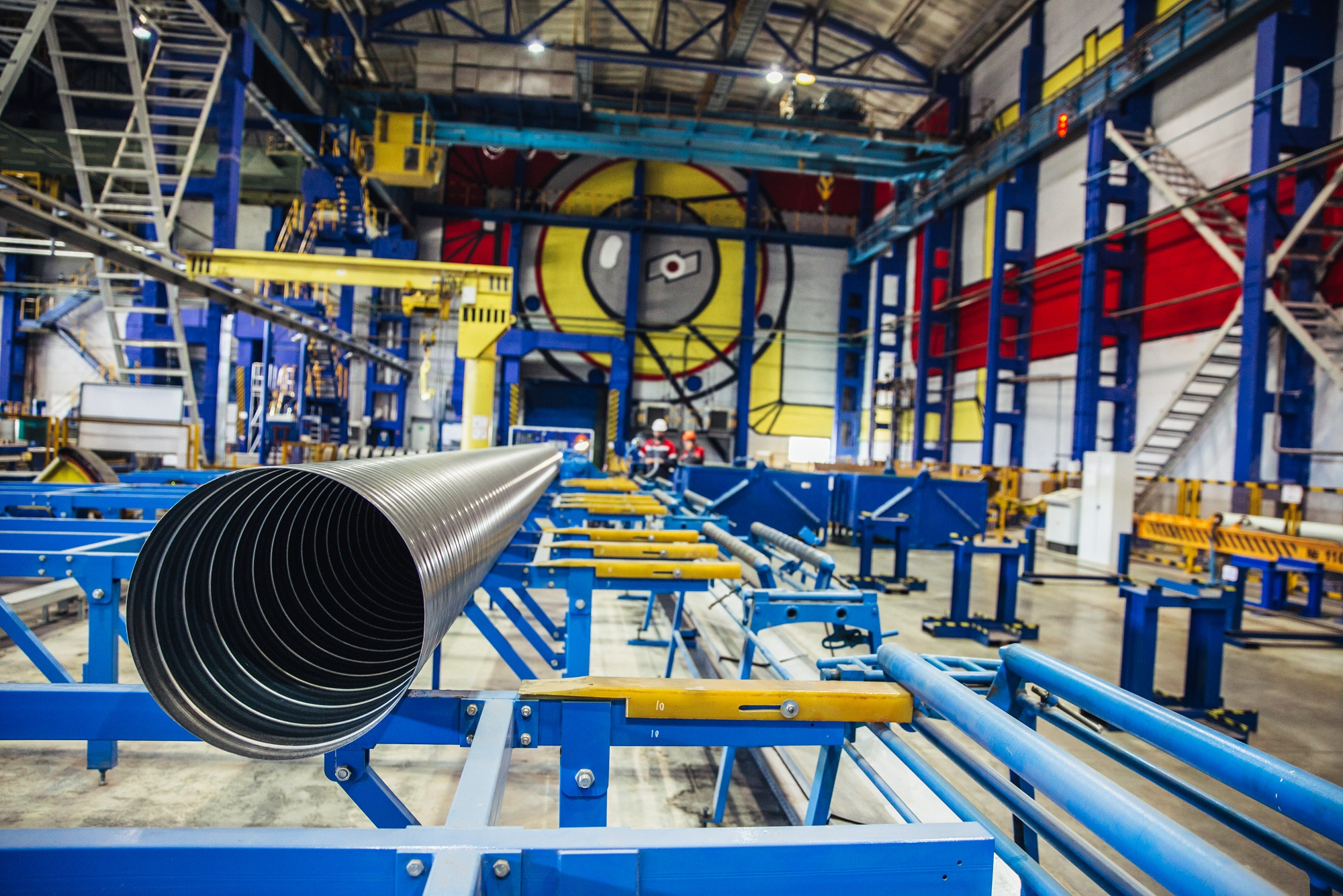 ОМК уменьшит сумму складских издержек на 30%
