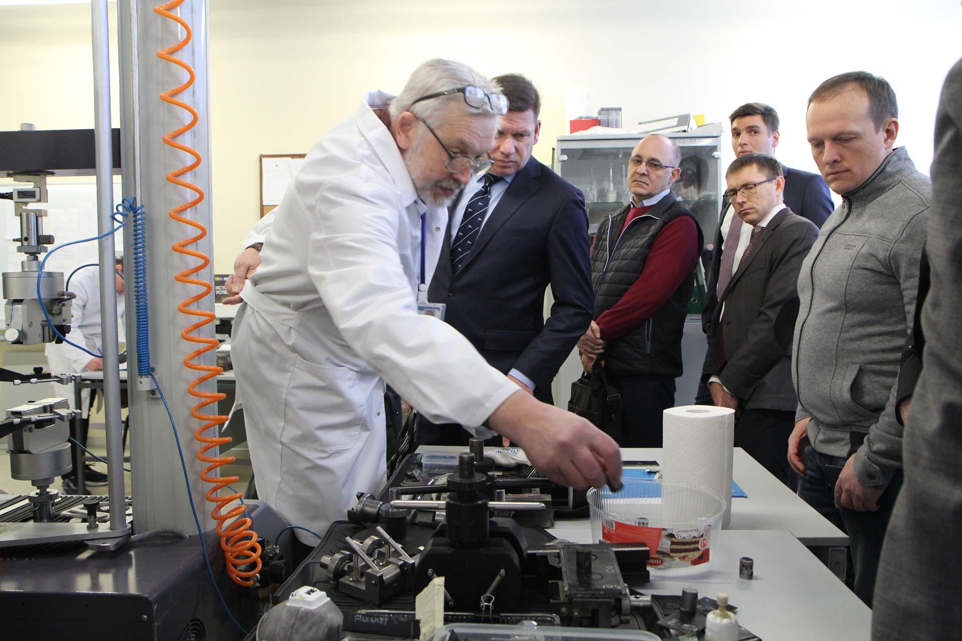 ТМК и Сколтех обсудили перспективы научно-технического и образовательного сотрудничества