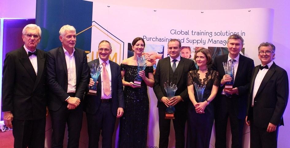 ОМК удостоена премии Европейского института управления закупками