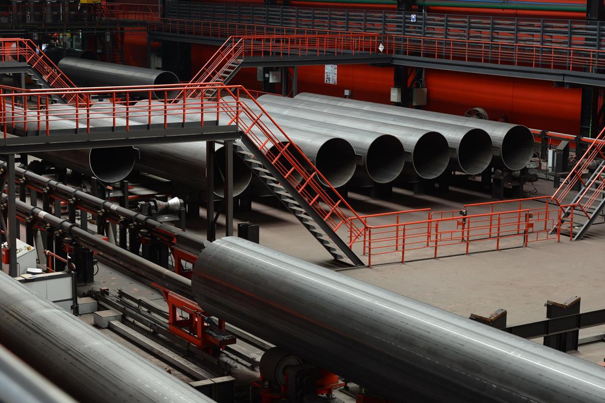 Группа ЧТПЗ поставила потребителям более 1,92 млн тонн труб в 2018 году