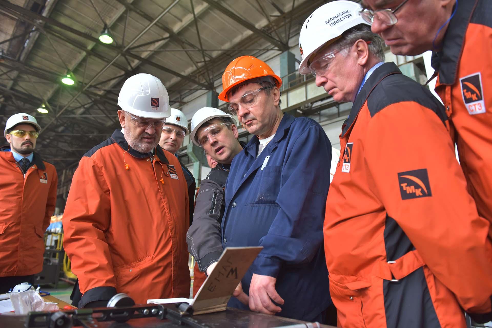 ТМК приняла участие в Steel Safety Day-2019