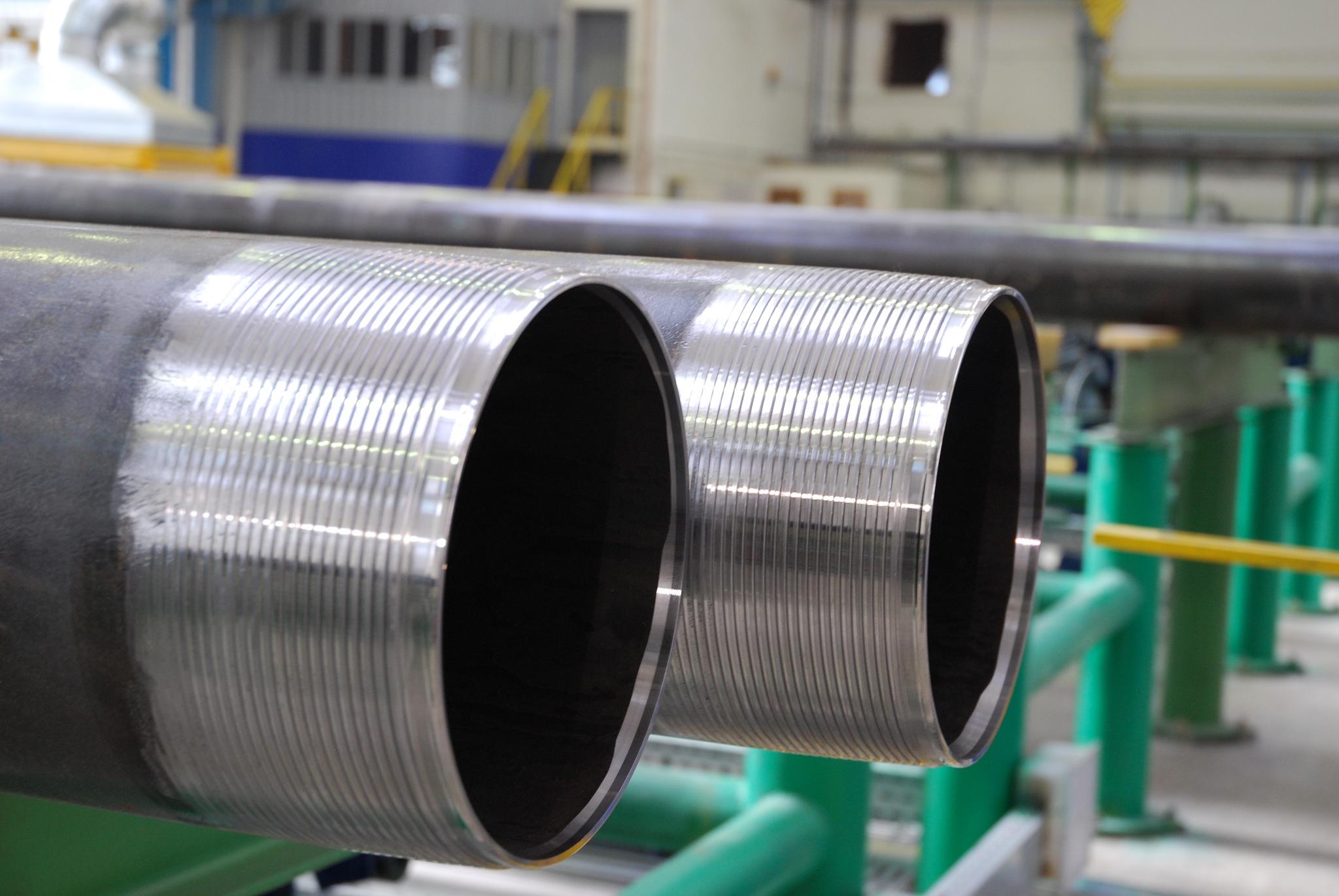 ТМК и НОВАТЭК заключили соглашение о стратегическом партнерстве, касающееся поставок премиальной трубной продукции