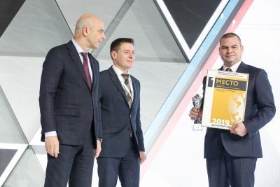 Волжский трубный завод стал победителем всероссийской премии «Экспортер года»