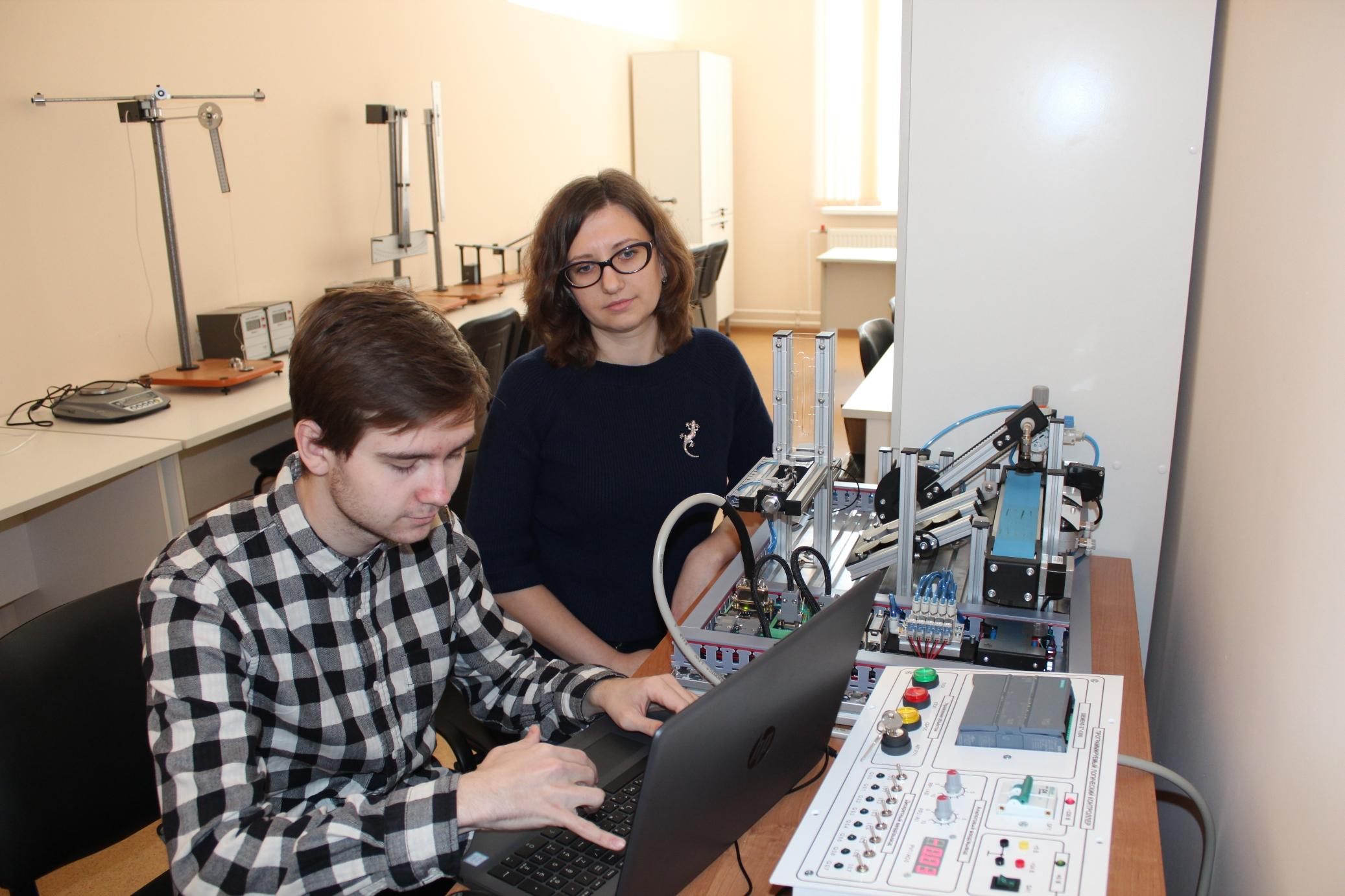 ОМК помогла открыть в Выксунском филиале НИТУ «МИСиС» новую современную лабораторию