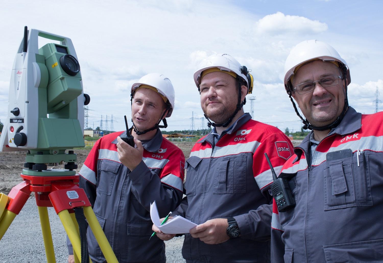 ОМК признана лучшей промышленной компанией России в области информационного моделирования зданий
