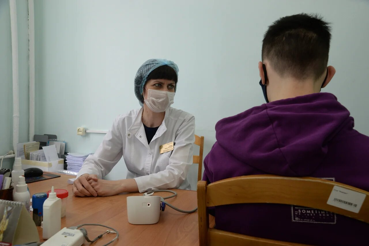 ОМК направила более 1,2 миллиона рублей на оборудование для челябинской поликлиники