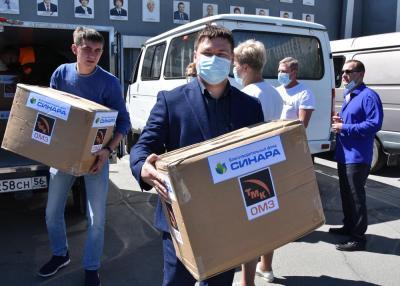 ТМК выделила 100 млн рублей на проект «Стоп-коронавирус!»