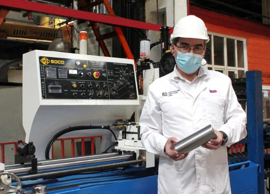 Группа ЧТПЗ модернизировала производство высокоточных труб для автомобилестроения